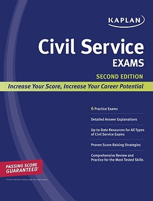 Kaplan Civil Service Exams By Kaplan (COR)